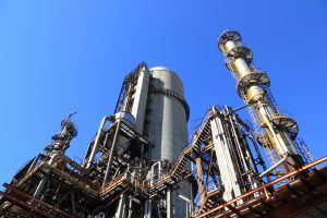 Газовое и нефтяное производство